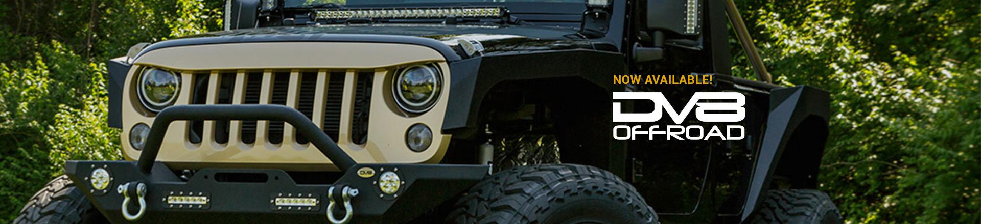 dv8 offroad jeep wrangler