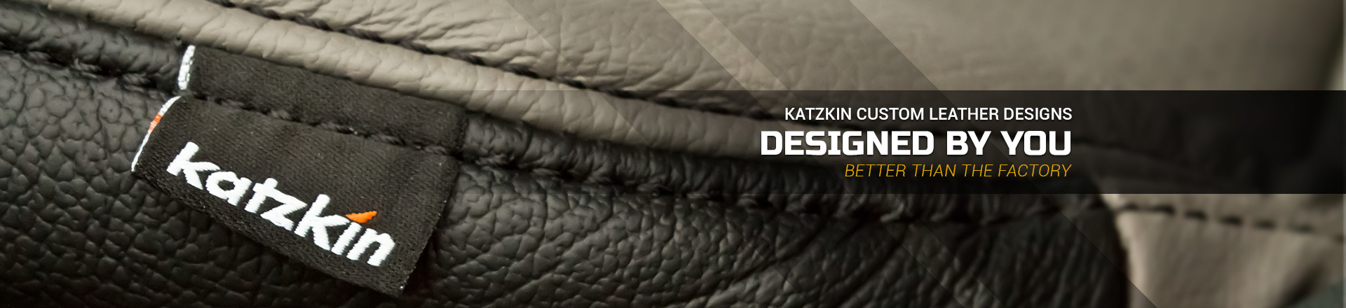 katzkin leather seat