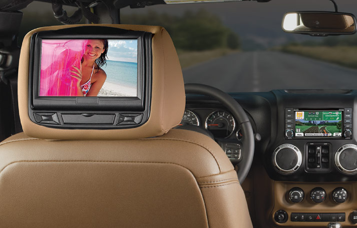 Headrest Dvd Players Vip Auto Accessories