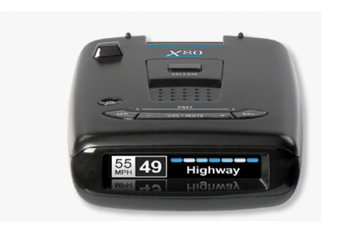 Passport Radar Detector >> Passport X80 - VIP Auto Accessories