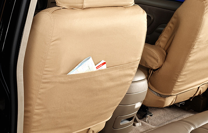 seatsaver seat cover back pocket