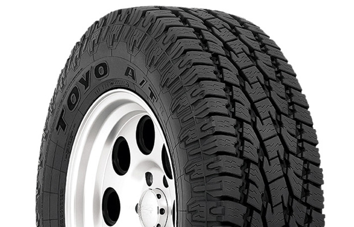 Toyo Open Country A/T all terrain tire