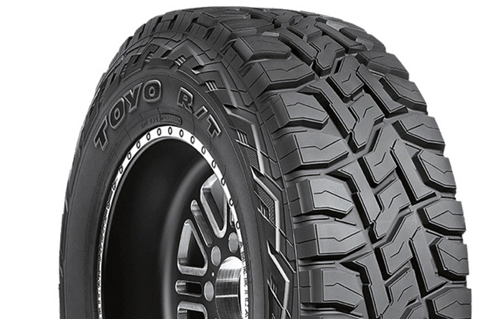 Toyo Open Country R/T all terrain tire