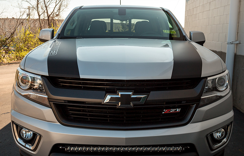 Colorado Nightrunner Package - VIP Auto Accessories