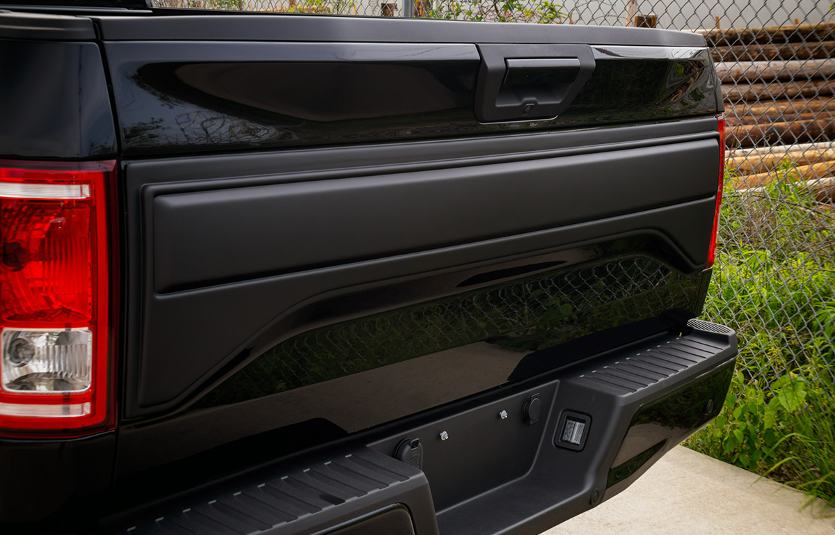 F150 Blackout Package
