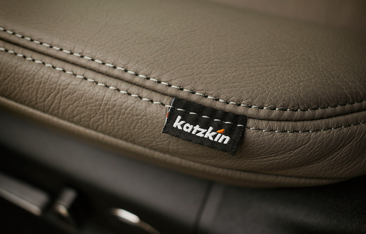fuel off-road package on a 2016 Ford F150 with custom katzkin leather seat