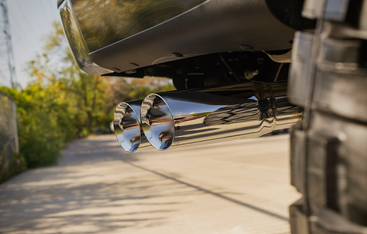 fuel off-road package on a 2016 Ford F150 with magna flow exhaust