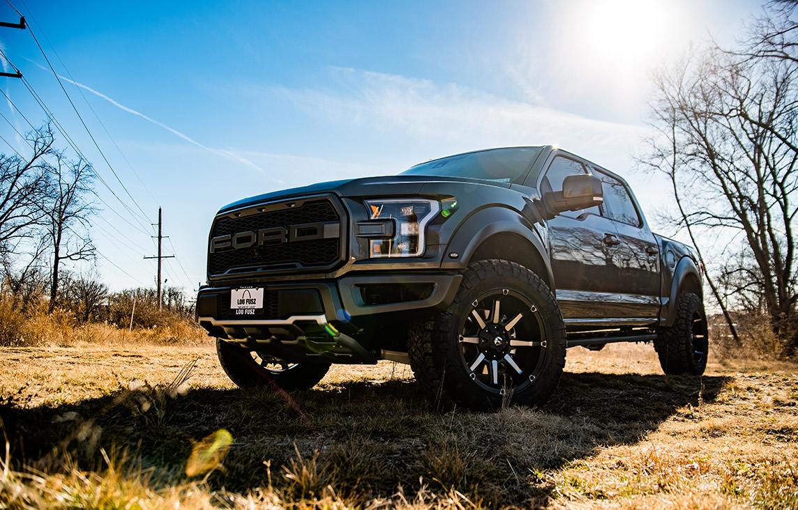 F150 Fuel Off Road Package Vip Auto Accessories