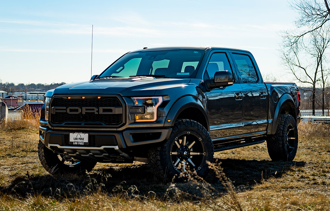 F150 Off Road >> F150 Fuel Off Road Package Vip Auto Accessories