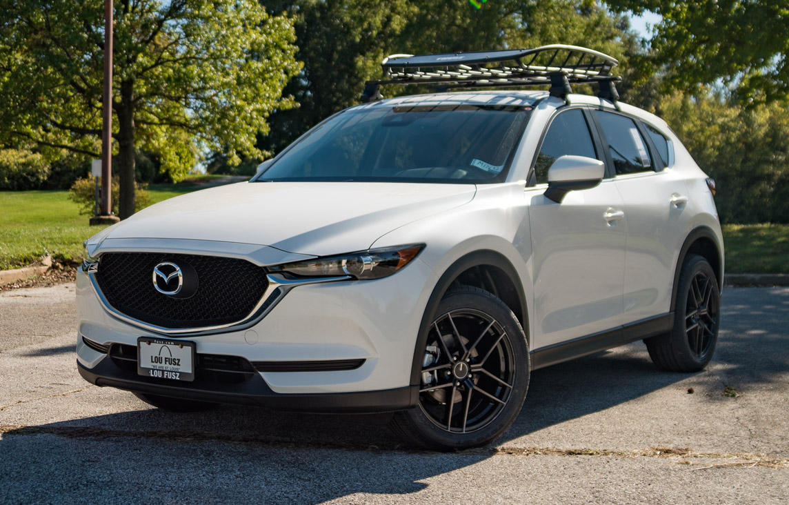 2017 Mazda Cx5 Thule Appearance Package