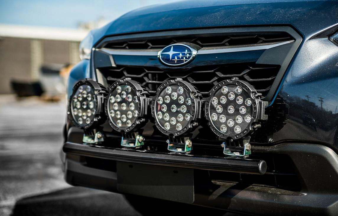 Subaru crosstrek all terrain package vip auto accessories - Subaru crosstrek interior lighting ...