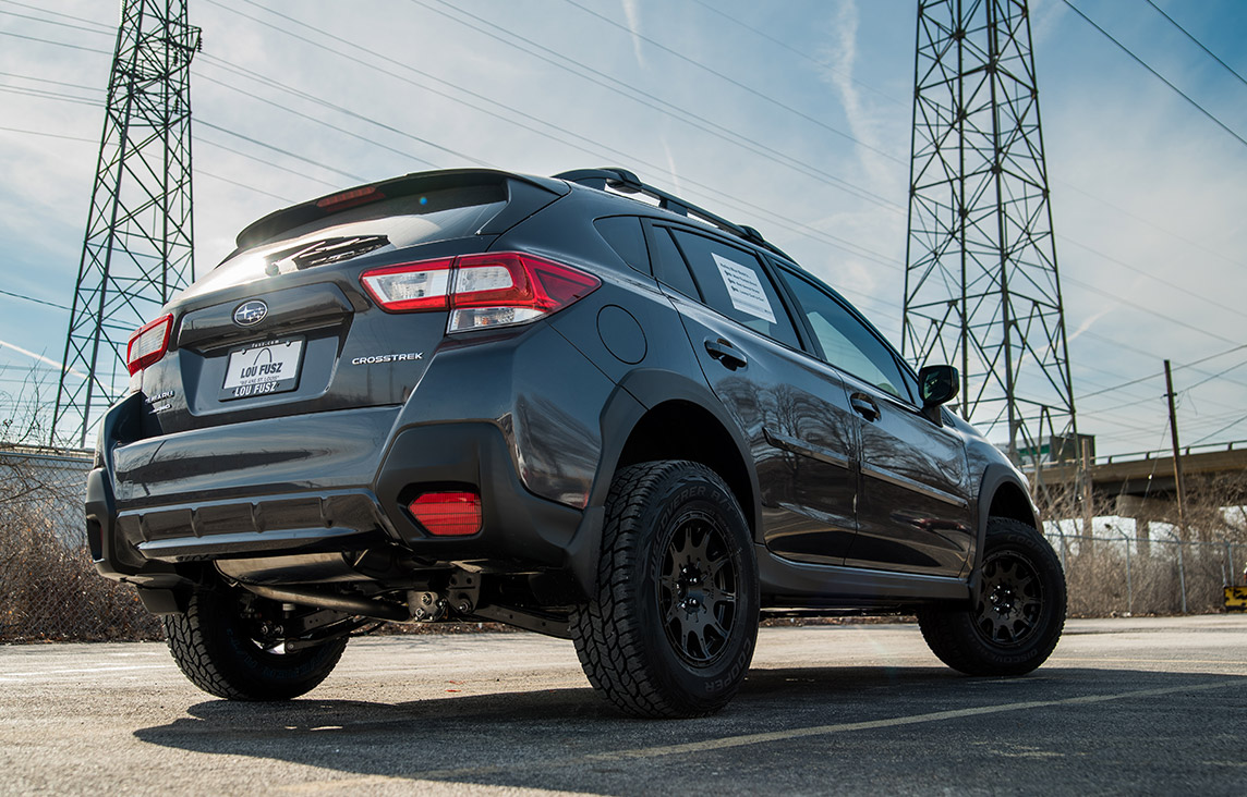 Subaru Crosstrek All Terrain Package Vip Auto Accessories