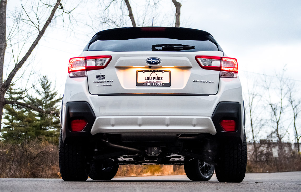 Subaru Crosstrek Lifted Enkei Package Vip Auto Accessories