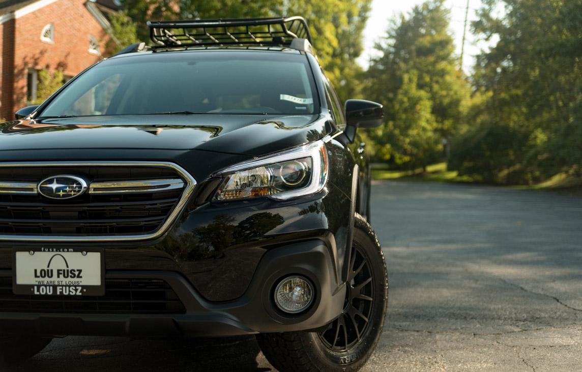 2017 Subaru Outback Lifted