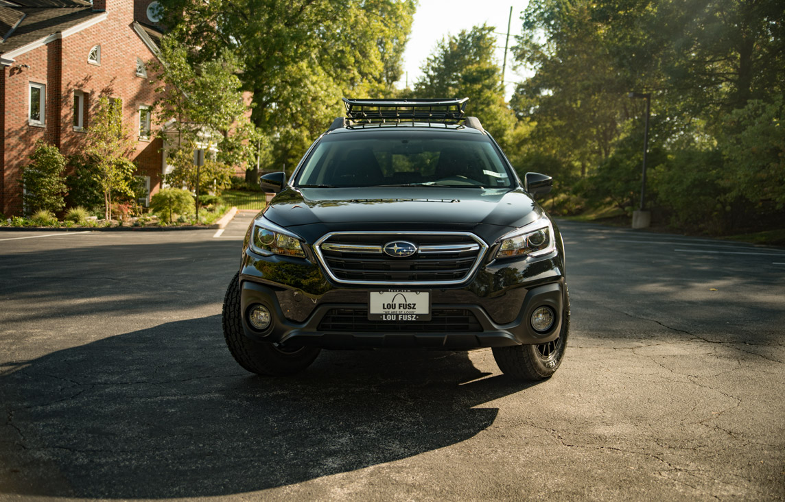 2017 Subaru Outback Lifted