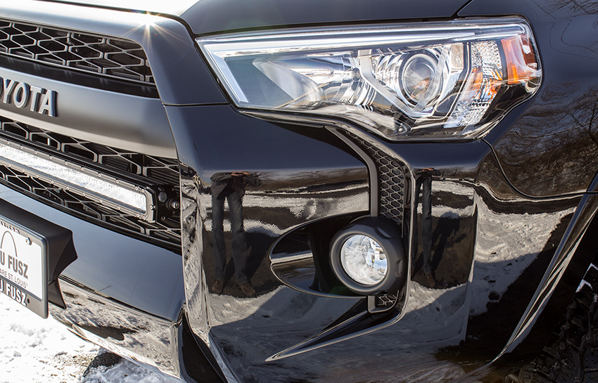 Lou Fusz Jeep >> Toyota Trail Package - VIP Auto Accessories