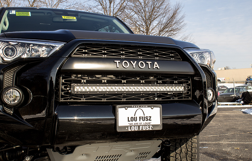 Toyota Trail Package Vip Auto Accessories