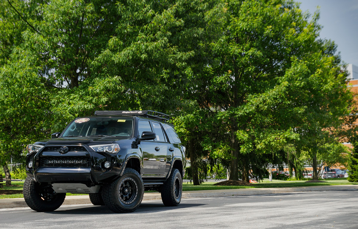 4 Runner Urban Off Road Package Vip Auto Accessories