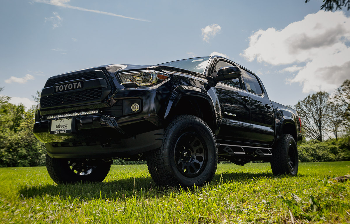 Tacoma Trd Off Road Package Vip Auto Accessories