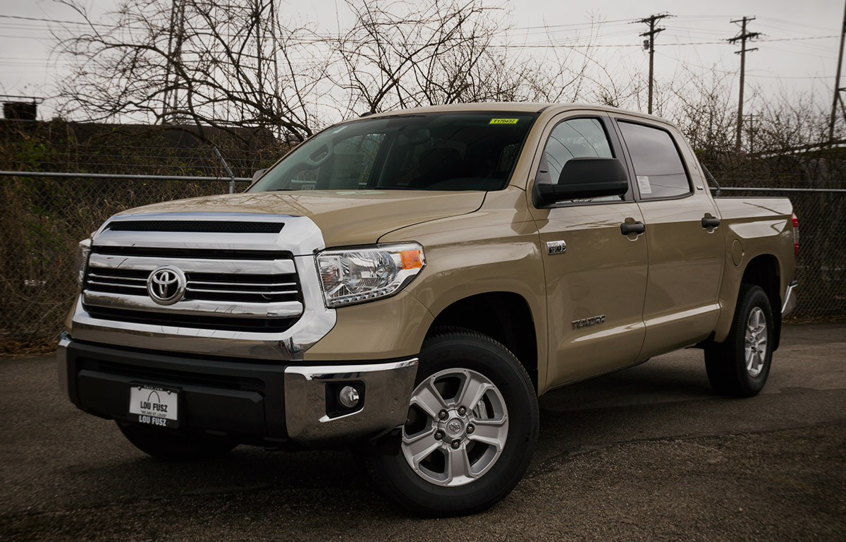 Tundra Quicksand Off Road Package Vip